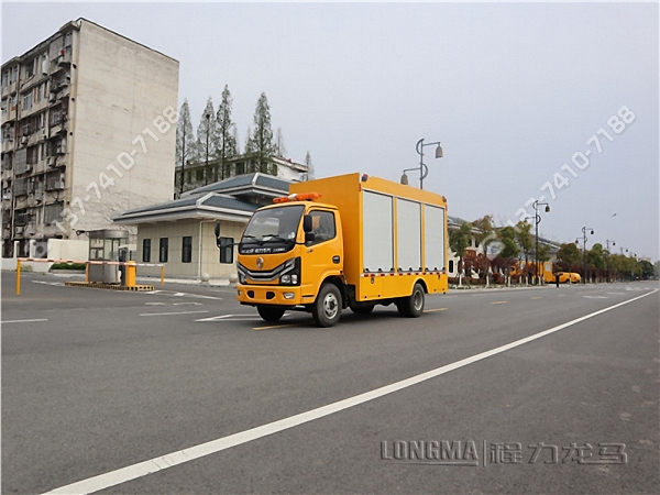 东风多利卡救险车[1600m³/h]