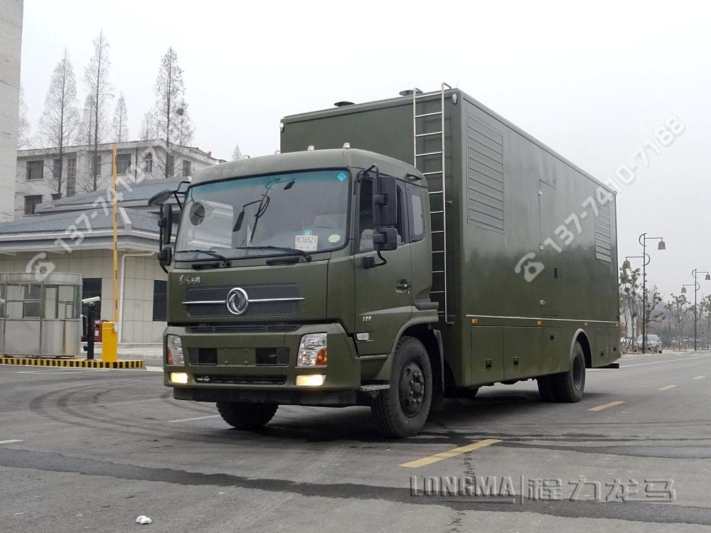 东风天锦防汛排涝救险车[3600m³/h]