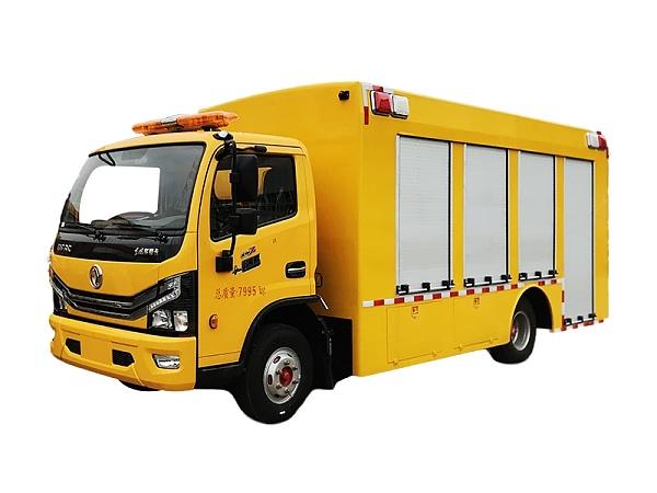 东风大多利卡工程救险车[2000m³/h]