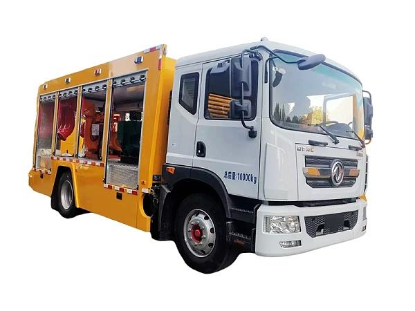 东风多利卡D9抢险救援车[3600m³/h]