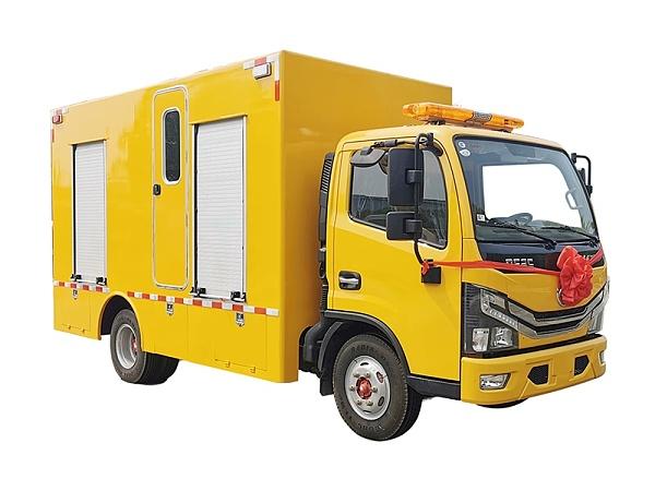 东风小多利卡救险车[1000-2000m³/h]