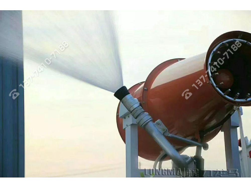 東風小多利卡藍牌抑塵車[方罐4.5立方/選配30-40米霧炮]